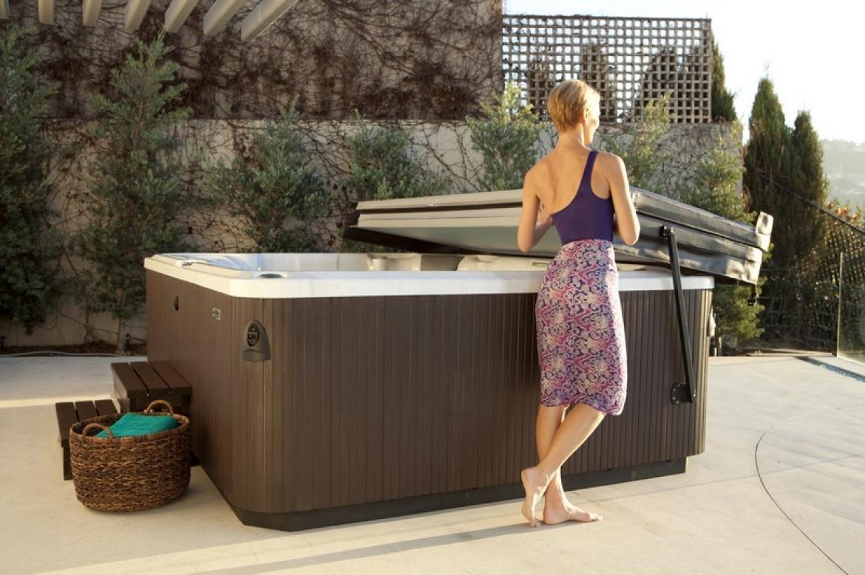 de installatie van mijn hotspring spa wat voorzien. Black Bedroom Furniture Sets. Home Design Ideas
