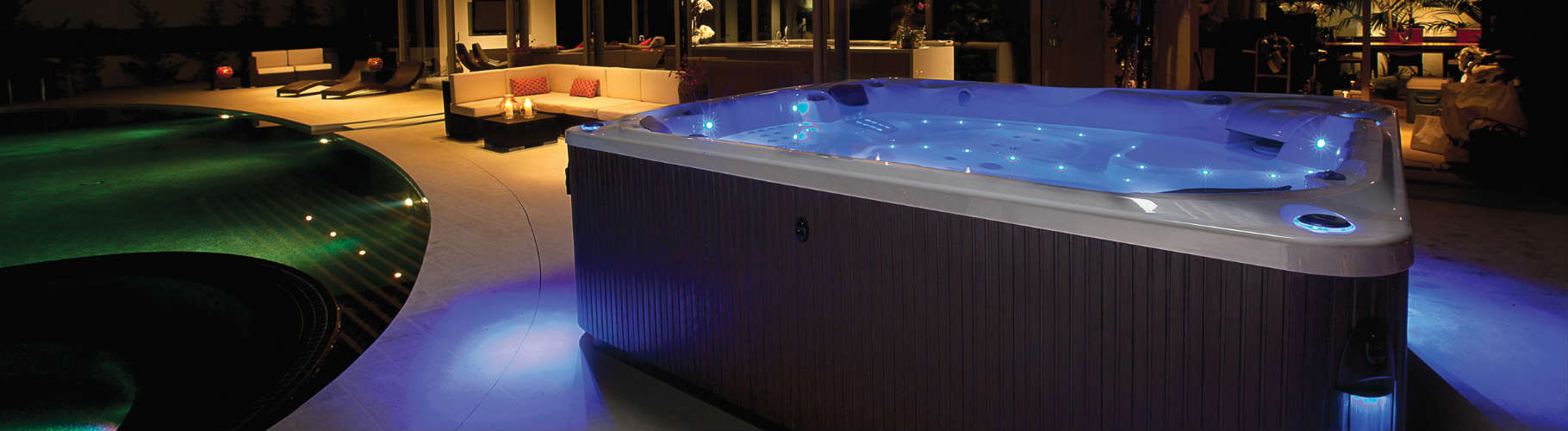 spa spa hotspring jacuzzi bain-tourbillon